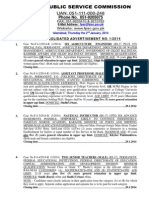 Advt No 01-2014-Revised