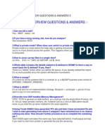 Sap Basis Interview Questions