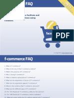 Facebook Commerce FAQ