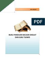 Buku Panduan Sholat Dan Tajwid1