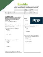 Chapter 1 Standard Form (1)