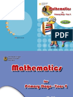 math 4th primary