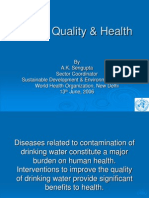 Water Quality Health