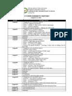 Accomplishment Report-MMSU LES- August 1-31 (2)