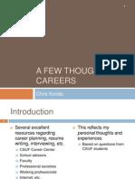 Career Talk (Undergrad) Copy