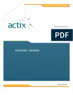 ACTIX NOTES