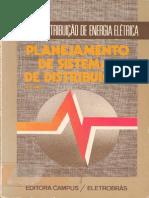 Sistemas de Potência - Volume 1 - Planejamento de Sistemas de Distribuição - Ed. Campus - Eletrobrás