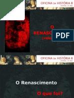 8º-Janeiro-revisão sobre renascimento (2014)