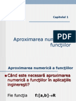 Numerical Approximation of Functions-rom