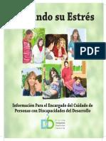 Spanish Stress Caregiver Booklet 101112