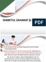 18. Diabetul Zaharat Si Sarcina