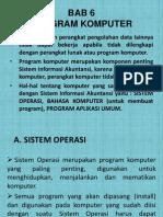 BAB 6 - PROGRAM KOMPUTER.pptx