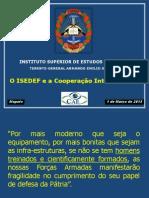 CONFERENCIA-CAE_CPLP-ISEDEF-01-03-13