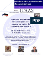 Formation Banque Participative Oct2013
