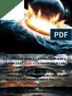 CN Ienachita Vacarescu Targoviste - Catastrofe Care Au Schimbat Lumea