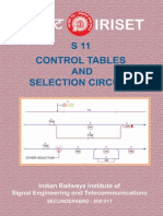 S11 Control Tables & Selection Circuits_IRISET Notes