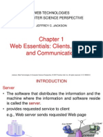 Chap 1 Web Essentials