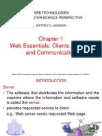 Chap 1 Web Essentials