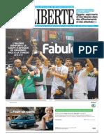 Journal LIBERTE Du 26.01.2014