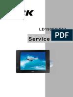 LD1906X(RU) Service Manual