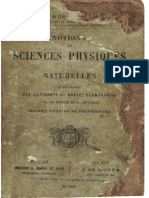 RDP - Notions de Sciences Physiques Et Naturelles