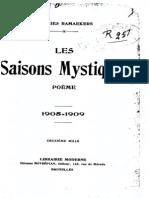 G.ramakers - Les Saisons Mystiques