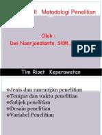 5. Bab III Metodologi Penelitian