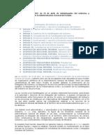 Real Decreto 617-1997, de 25 de abril, de Subdelegados del Gobierno y Directores insulares de la Administración General del Estado