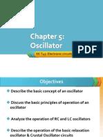 CH 5 - Oscillator