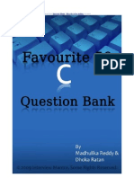 C language Question Bank eBook