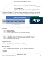 Advanced Manufacturing Office_ Technology Readiness Levels (TRLs)
