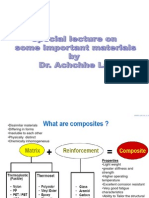 Composite Presentation by Dr.a.lal