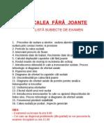 Lista Subiecte CFJ