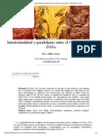 Otilia Cortez_ Intertextualidad y paralelismo entre el Popol Vuh y La Biblia- nº 40 Espéculo (UCM)