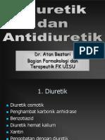 Fm 341 Diuretik Dan Antidiuretik