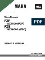 Yamaha FZR Service Manual