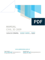 Manual Civil 3D 2009