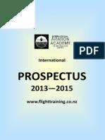 Prospectus International
