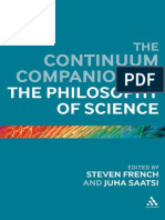 Companion to Philosophy of Science