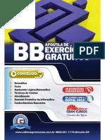 Apostila Gratis Banco Do Brasil