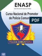 Curso Nacional de Promotor de Polícia Comunitária - SENASP