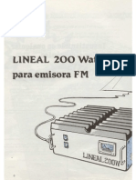 Lineal 200w