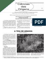 Ciência das Origens 06 - A Teia De Aranha - Rivelino Montenegro