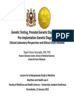 Teguh - Ethical Issues of GT PND PGD - Unsoed 12012012