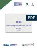 Presentacion SICC GAIA 14-06-11