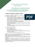 Protocolo-SARTD CHGUV Ventilacion en Reanimacion y Cuidado