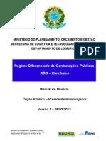 Manual RDC Eletronico V1 08032013