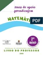 Matematica 7ano Prof