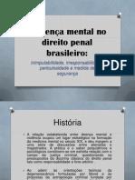 A doença mental no direito penal