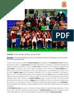 El Almería Basket asalta la cancha del líder  - CD Deportivo Coín 63-66 Almería Basket